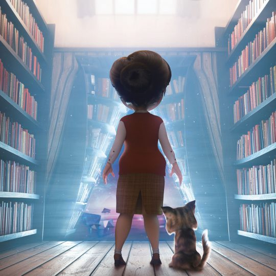 Floris Meertens | Library of Things | VFX Producer